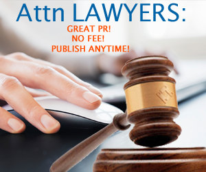 No cost PR for your verdicts and settlements