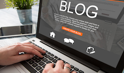Blogging for Law Firm